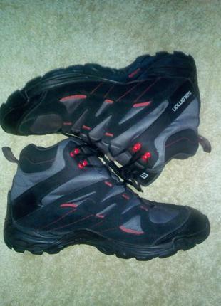 Мужские ботинки Salomon купить недорого в Украине   SHAFA.ua