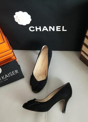 Peter kaiser! оригинал! туфли/босоножки!
