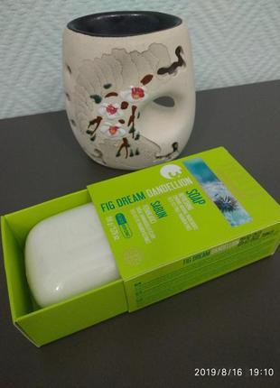 Натуральное мыло с одуванчиком