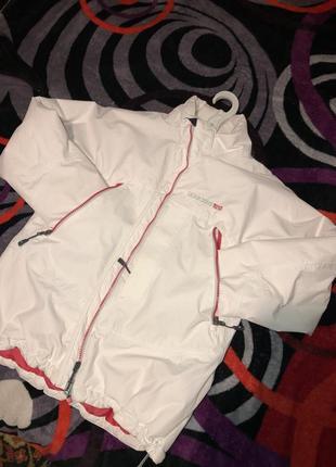 Спортивная зимняя куртка унисекс