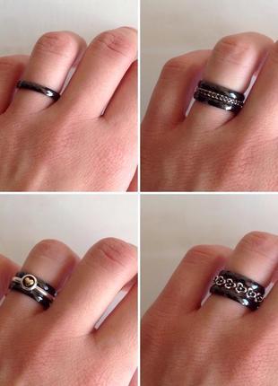 Керамическое кольцо р.17 ;18