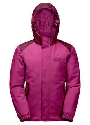 Нова куртка jack wolfskin р. 116, 152, 176