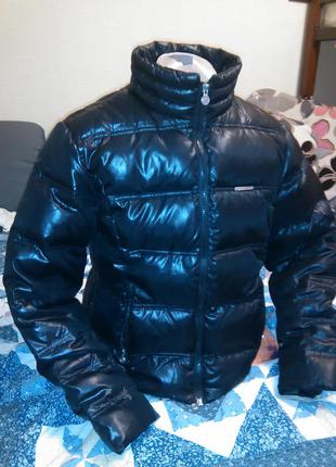 Спортивная куртка - пуховик reebok
