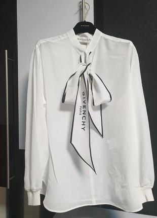 Givenchy блуза коллекция 2020 оригинал