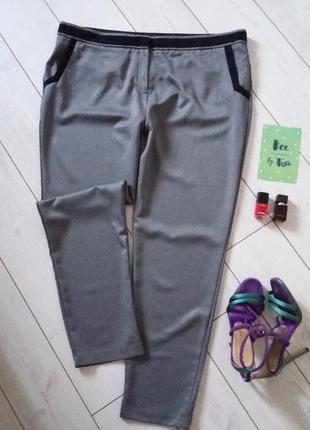 Лаконичные брюки на высокой посадке...# 45