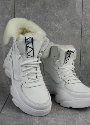 Зимние женские ботинки best vak бж 52-06