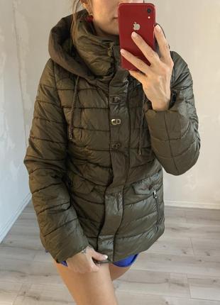 Куртка с капюшоном mexx