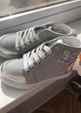 Хайтопы кеды ботинки gymboree