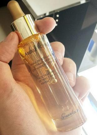 Масло для лица guerlain abeille royalle 28ml