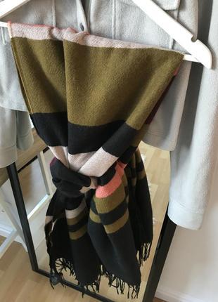 📎 объемный шарф h&m