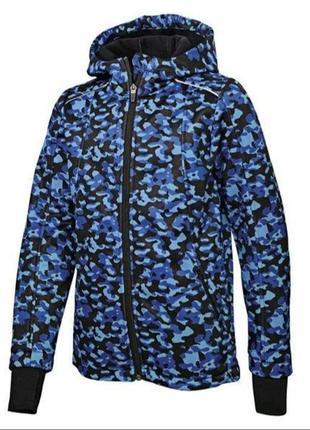 Куртка ветровка софтшелл crivit
