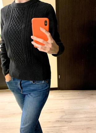 Теплый и стильный свитер от g-star raw