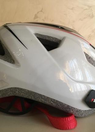 """Велосипедный шлем с led подсветкой  """"bikemate"""