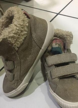 Ботинки,кеди zara 25 размер