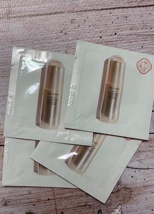 Сыворотка для лица shiseido benefiance serum contour lissant rides