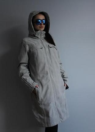 Стильна курточка в клітинку columbia