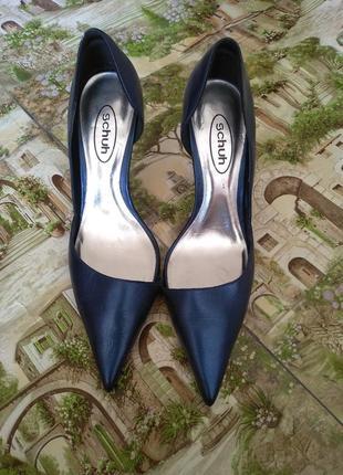 Дарю подарки!крутые туфли-лодочки от schutz