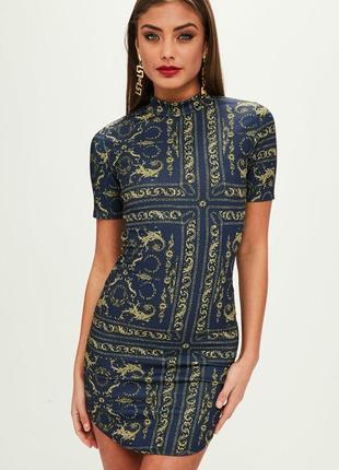 Missguided. это не сток! товар из англии.строгое и весьма соблазнительное платье футляр.