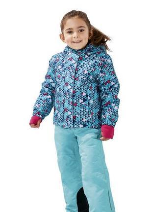 Новый зимний мембранный костюм куртка+ полукомбинезон lupilu  германия