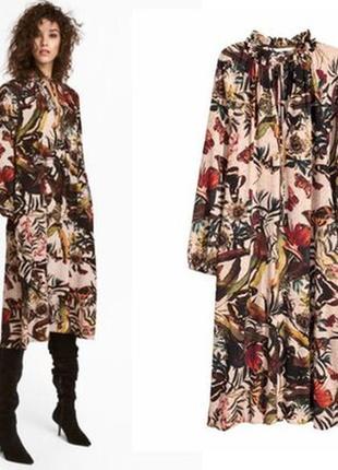Шикарне плаття h&m
