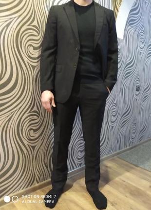 Классический стильный костюм tommy hilfiger