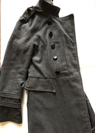 Стильное классическое пальто (осень/зима)
