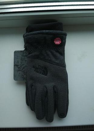 Перчатки the north face etip glove tnf