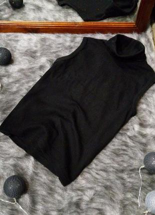 Блуза кофточка водолазка гольф h&m