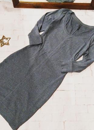 Платье свитер marks & spencer