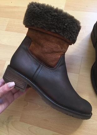 Зимние сапоги ботинки gabor