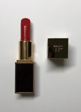 Помада tom ford lip color matte 37 best revenge.