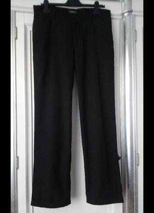 Sergio   женские чёрные брюки