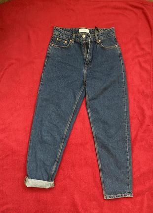 Mom jeans zara