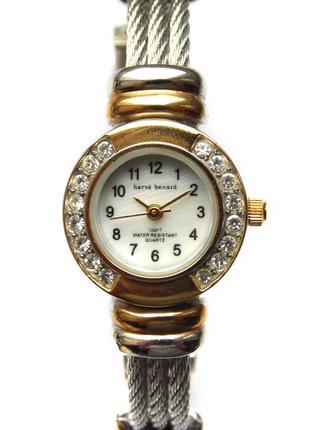 Harve benard hv650 часы из сша механизм japan sii