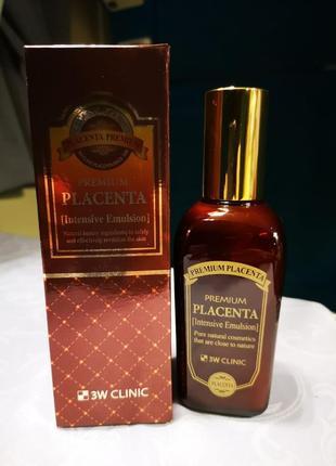 Placenta intensive emulsion (антивозрастная эмульсия для кожи лица с плацентой)