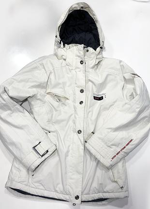 Белоснежная лыжная куртка northland