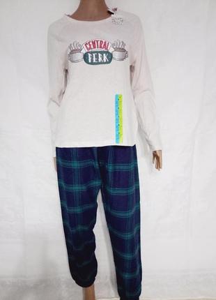 Классная хлопковая женская пижама friends