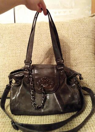 Оригинальная фирменная сумка fornarina1