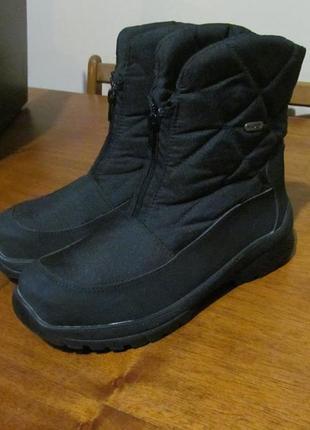 Ботинки everest water-tex