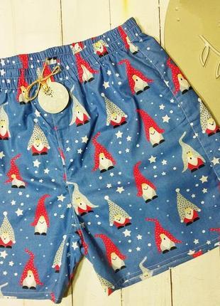 Новогодние подарочные комплекты шорт