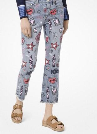 Продам новые стильнячие джинсы michael kors!!! оригинал!