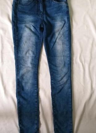 Тоненькие джинсы asos