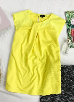 Солнечная блуза с красивой горловиной bl 1949195  warehouse