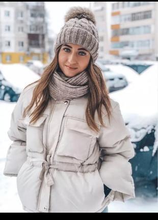 Шикарная зимняя куртка