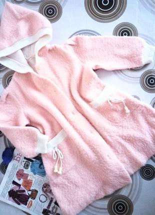 Вінтажний плащик демісезонний/ винтажное пальто демисезонное/ плащ/ ретро