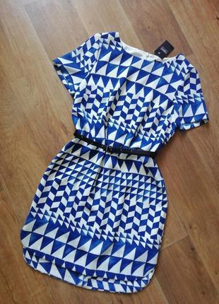 Летнее шифоновое платье, сукня, сарафан