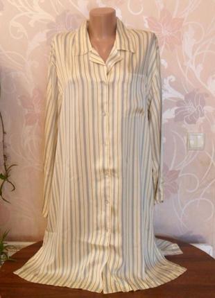 Шелковый халат beldona