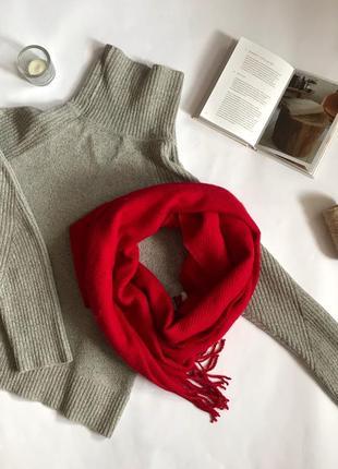 Красный шарф dunnes stores