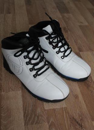 Черевики sergio tacchini ботинки