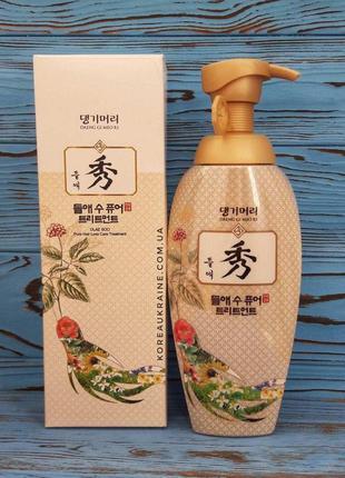 Шампунь для волос daeng gi meo ri dlae soo pure hair loss care treatment